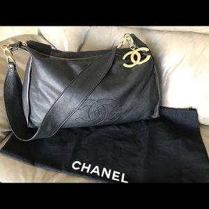 🖤Auth Chanel Shoulder Bag 🖤🖤🖤🖤🖤🖤🖤🖤🖤🖤🖤